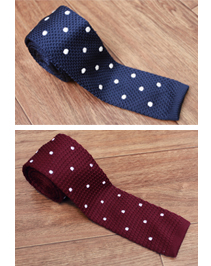 dot tie (2color)